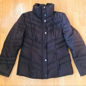 Kenneth Cole Reaction Puffer Down Coat